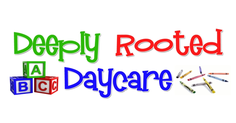 Deeply Rooted Daycare Logo