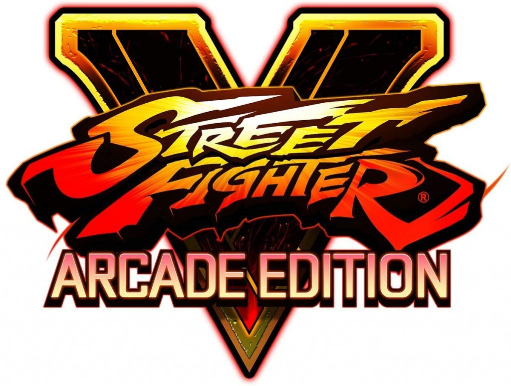 Street Fighter Arcade Edition Logo
