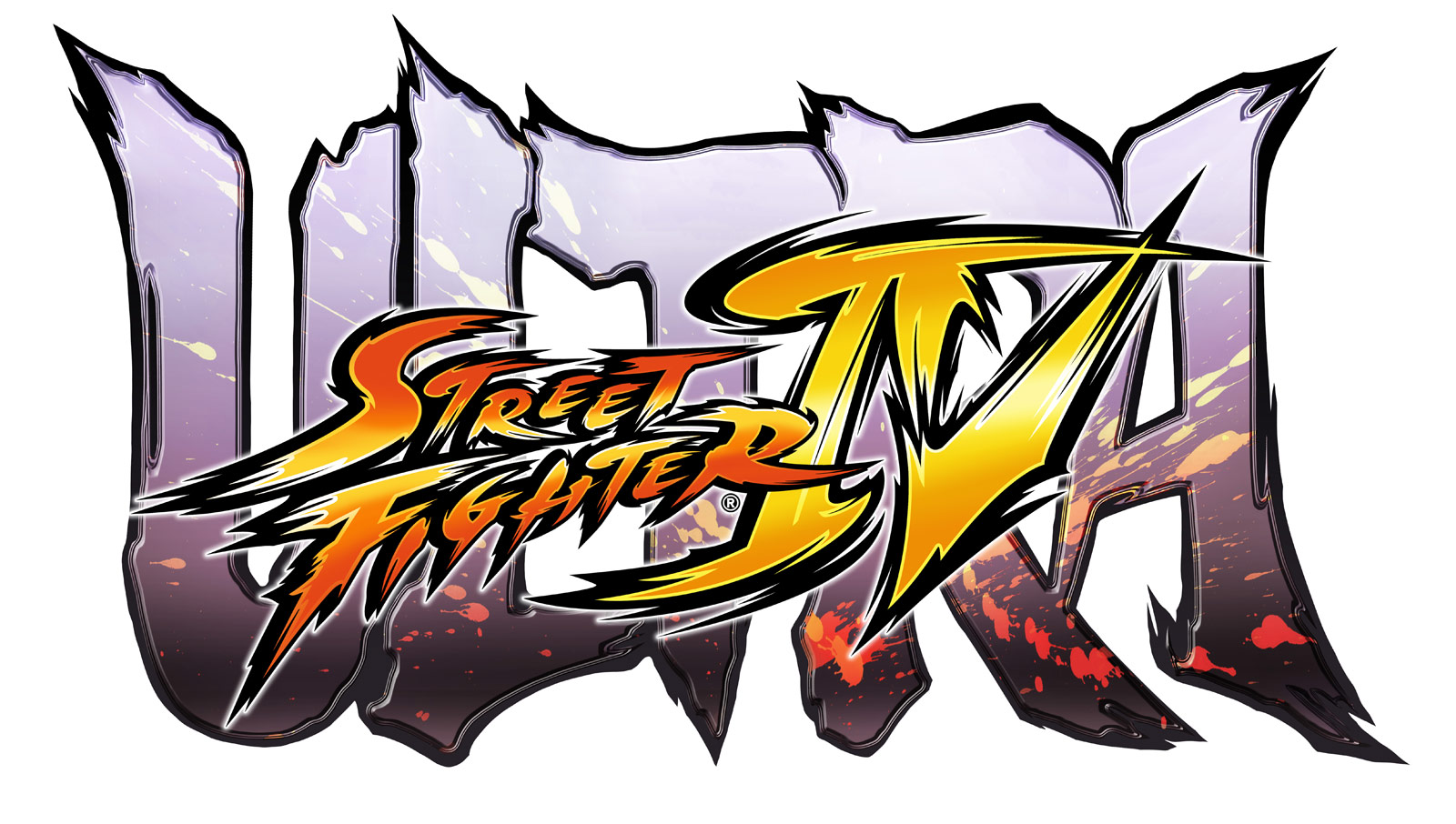 Ultra Street Fight 4 Logo