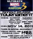 AirbrushKing Ultimate Marvel Vs Capcom 3 Gamestop Midnight Release Tournament Fyler