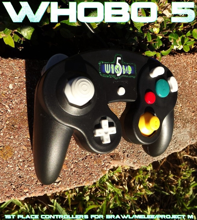 Whobo 5 Champion Controllers