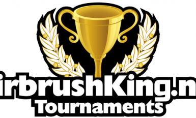 AirbrushKing Tournaments Logo