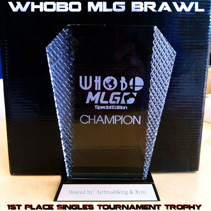 Whobo MLG Official Trophy