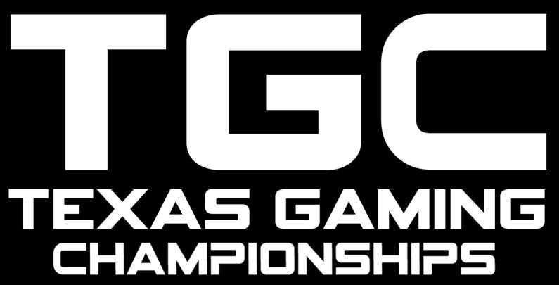 Texas Gaming Championships Logo blk